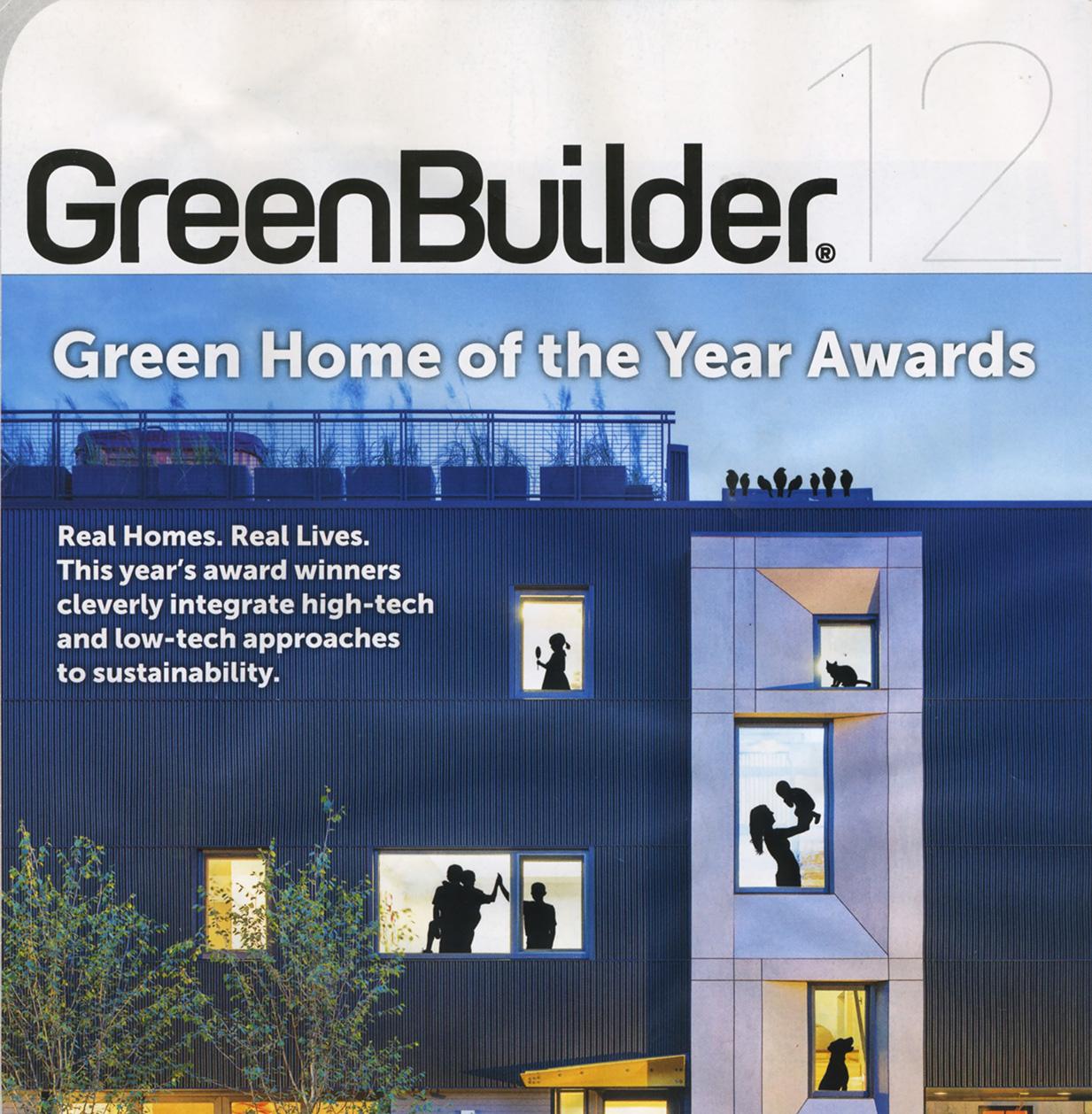 Park passive greenbuilder cover c harrison architects for Harrison architects