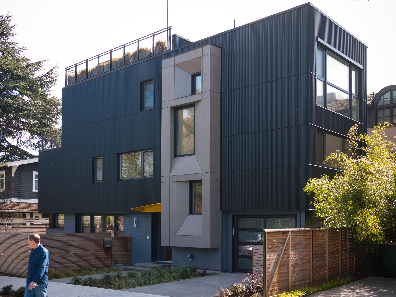 Park Passive Seattle Harrison Architects