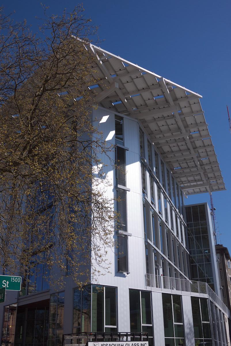 Passivhaus Vs Bullitt Center Harrison Architects