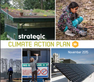 King County Strategic Climate Action Plan Cover